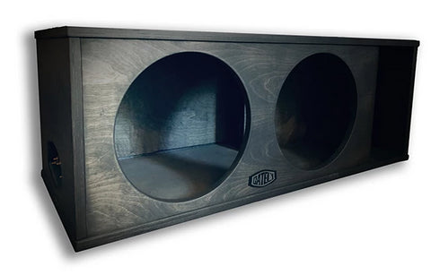 "2 x 15"" Subs Back Port Back - 6.25cf"