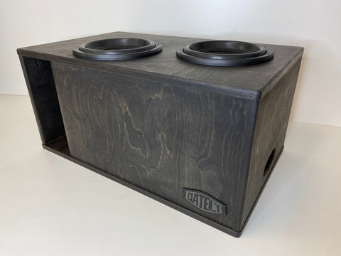 "2 x 12"" Subs Up Port Back - 5.55cf"