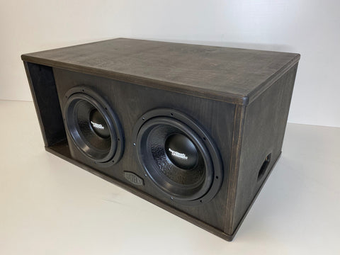 "2 x 12"" Subs Back Port Back - 5.55cf"