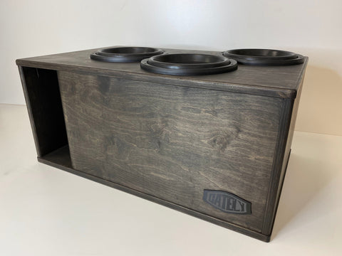"3 x 12"" Subs Up Port Back- 7.0cf"