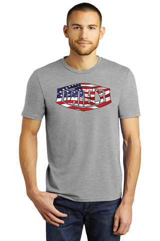 Gately Patriotic Shield T-Shirt