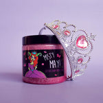 COTTON CANDY BODY SCRUB - MISTY MAY