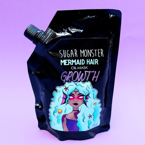 GROWTH - Mermaid Hair Oil Mask