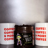 COFFEE BODY SCRUB - CHARLIE BUZZ