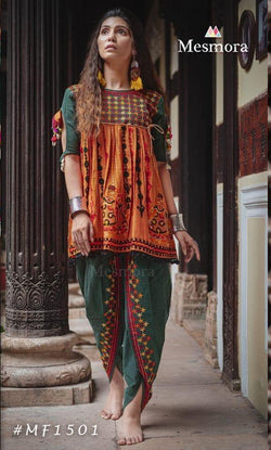 Trending Female Kedia Collection For This Navratri Season - MF1501