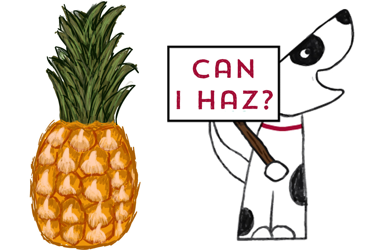 Can dogs eat pineapples