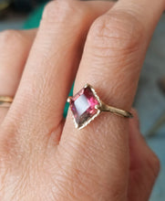 Load image into Gallery viewer, Communion by Joy Gaurdian Tourmaline Bliss ring