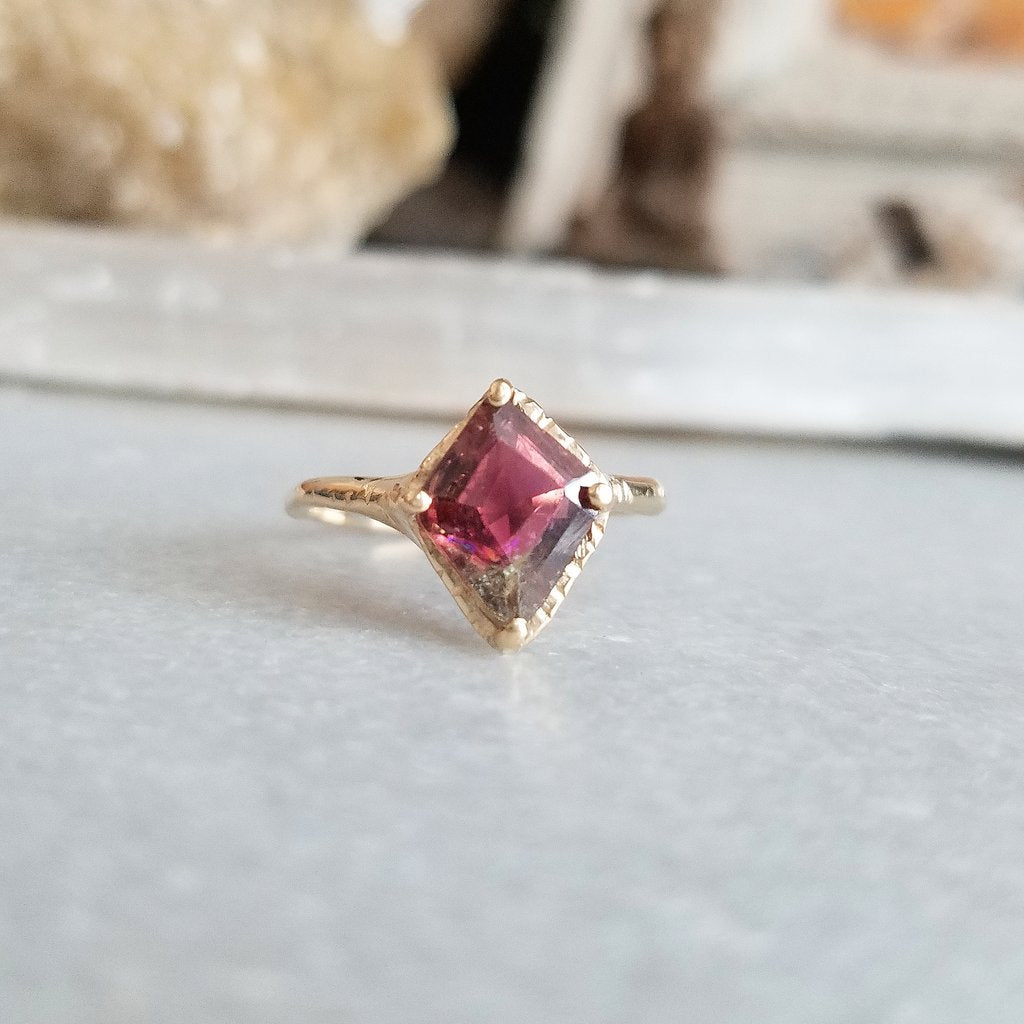 Communion by Joy Gaurdian Tourmaline Bliss ring
