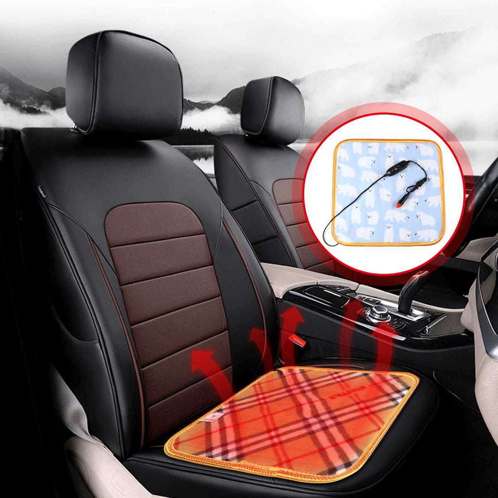 12V Electric Car Seat Heater Auto Truck Seater