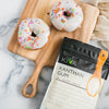 Kiva all natural Xanthan Gum 8 oz. donut