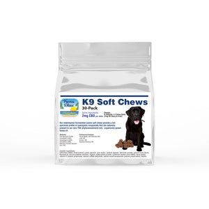 Kona Blue Plantations 2mg Full-Spectrum Hemp K-9 Soft Chews