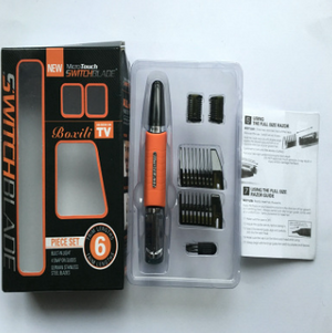 Multi-function hairy Shaver