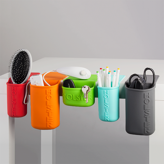 The magic sticky silicone Storage Holster