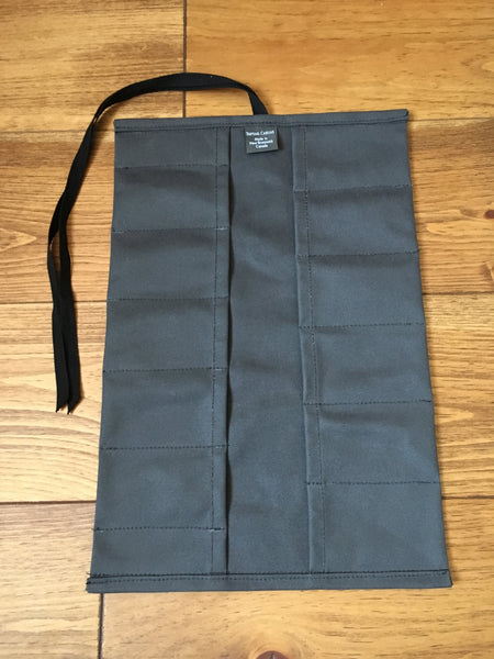 Tool Roll, Double, no grommets