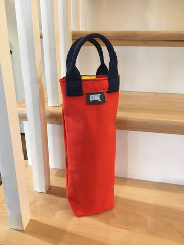 Single Wine Bag - multiple colours -  *Available-Now*