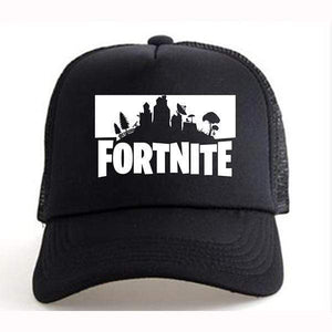 save up to 80% best place cheap prices Fortnite Black and White Printed Cap – hippiemy