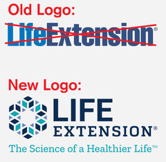 Life Extension Has A New Look With A Redesigned Logo And Bottles