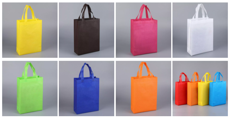 Promotional  Non-Woven Reusable Shopping Bag / Take-Out Bag