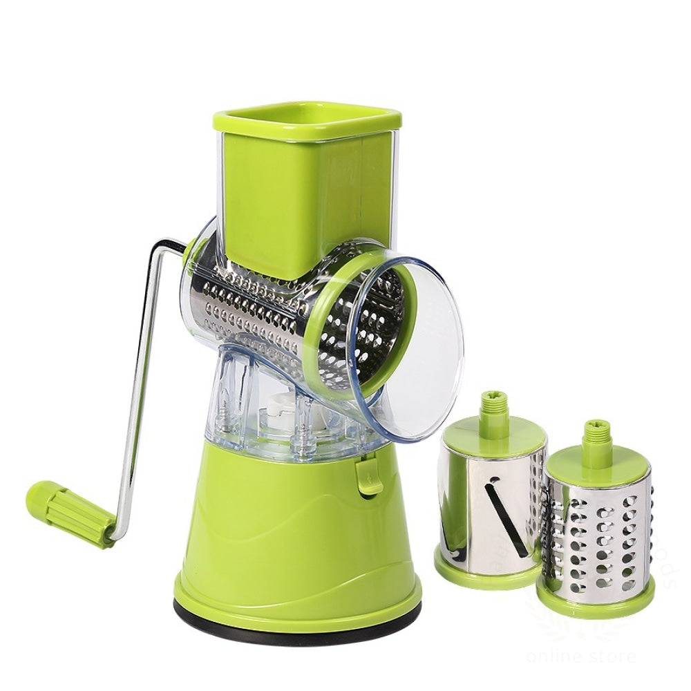Multi-Function Chopper Green Kitchen