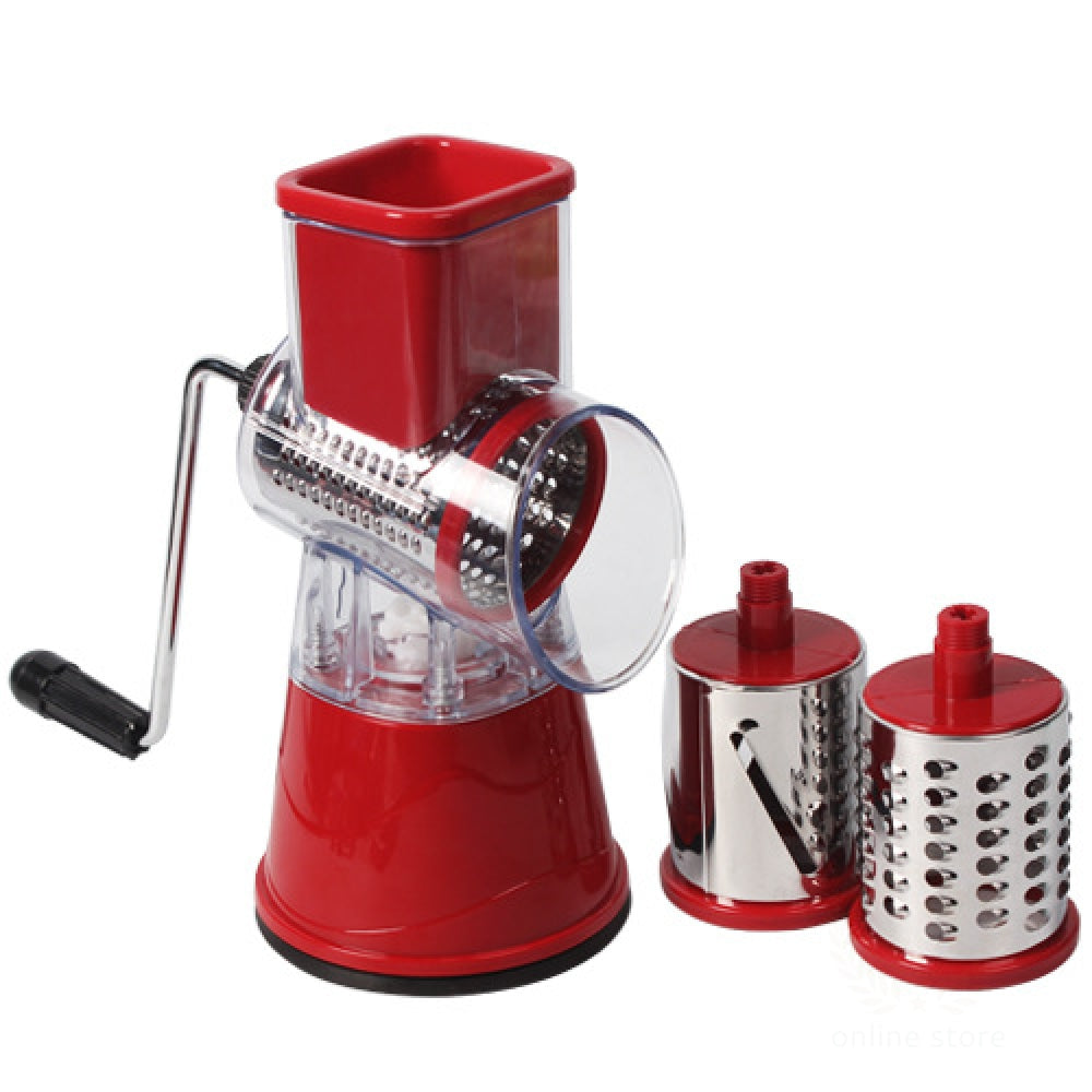 Multi-Function Chopper Red Kitchen