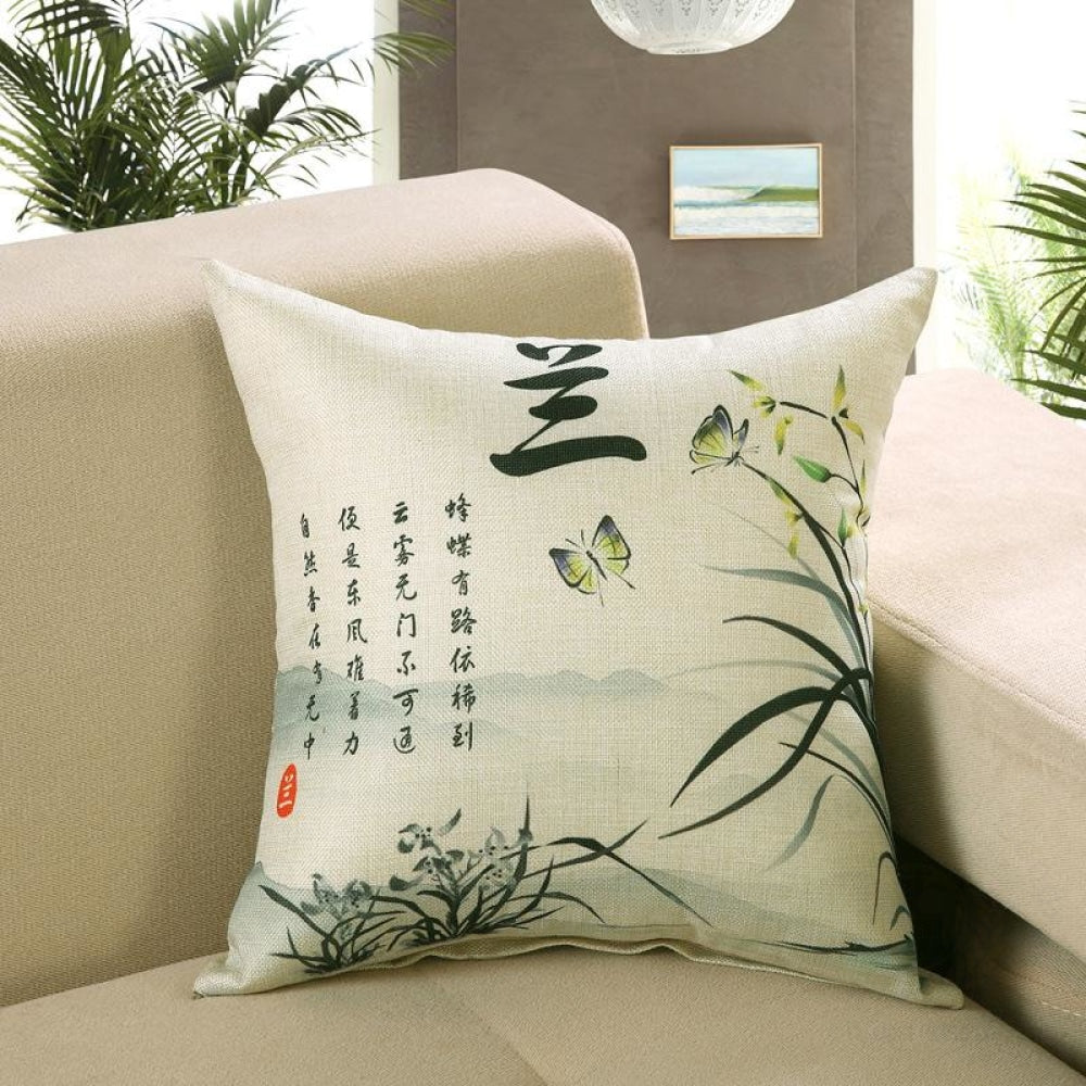Printed Sofa Cushion Cover 10 Style / 45X45Cm Cushion Covers