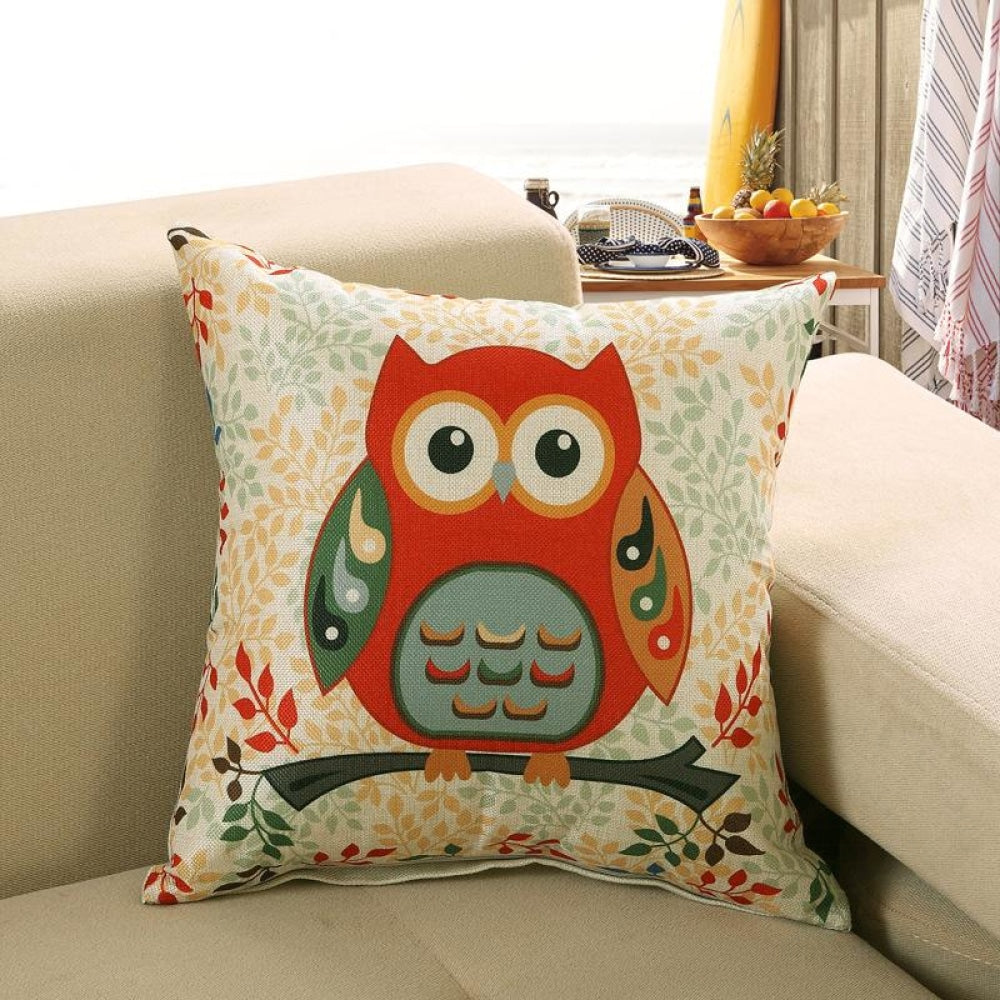 Printed Sofa Cushion Cover 15 Style / 50X50Cm Cushion Covers