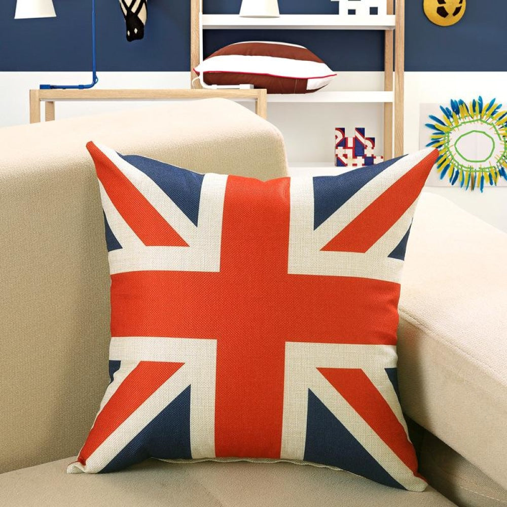 Printed Sofa Cushion Cover 2 Style / 45X45Cm Cushion Covers