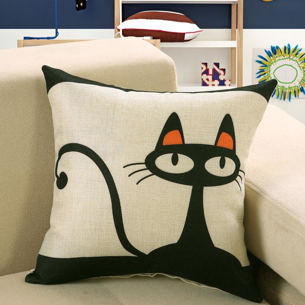Printed Sofa Cushion Cover 20 Style / 45X45Cm Cushion Covers