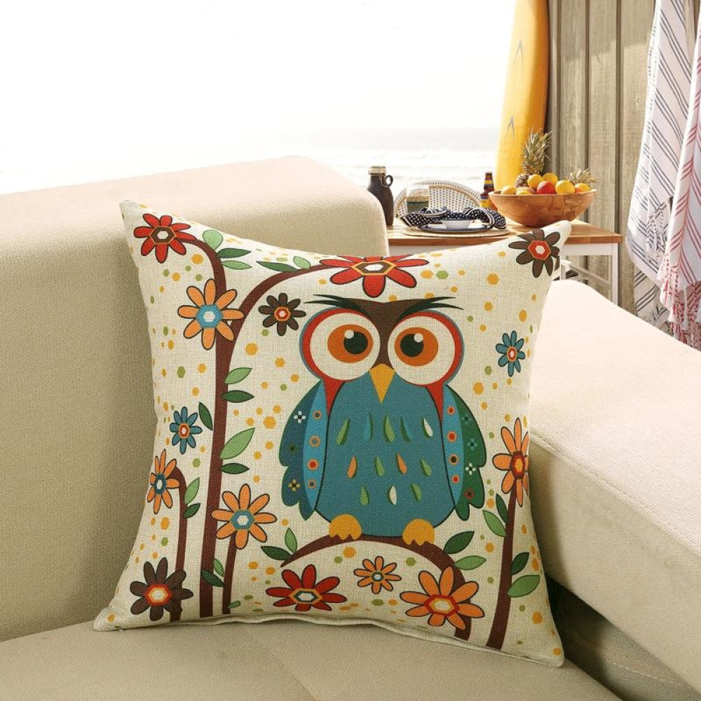 Printed Sofa Cushion Cover 21 Style / 40X40Cm Cushion Covers