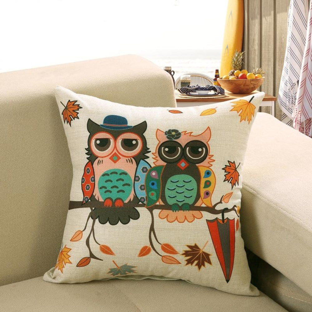 Printed Sofa Cushion Cover 22 Style / 50X50Cm Cushion Covers