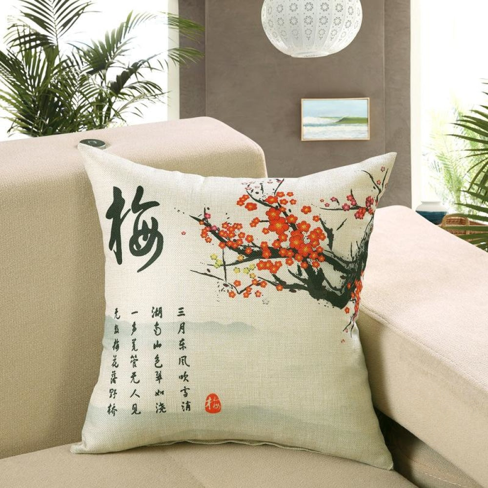 Printed Sofa Cushion Cover 23 Style / 45X45Cm Cushion Covers