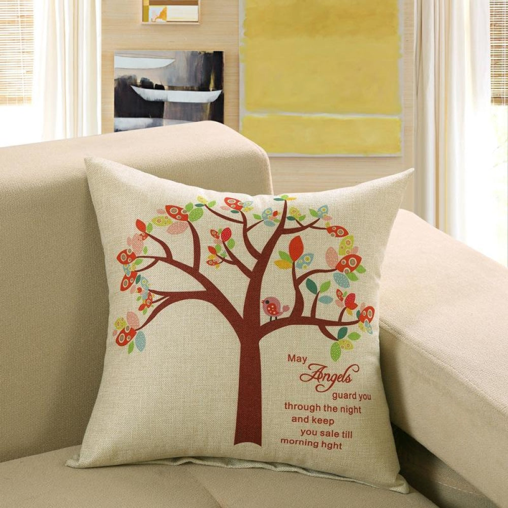 Printed Sofa Cushion Cover 7 Style / 50X50Cm Cushion Covers