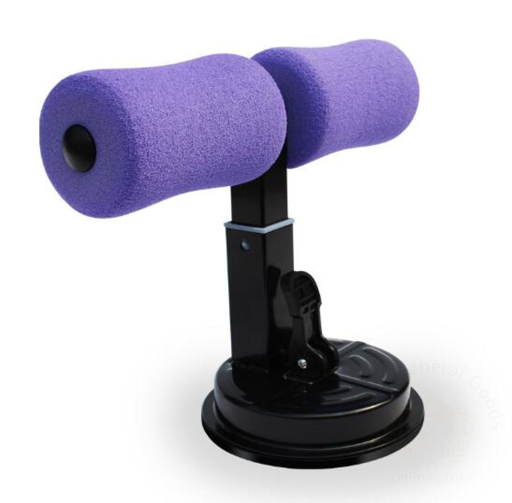 Sit Up Bar For Home / Office Purple Sports Equipment
