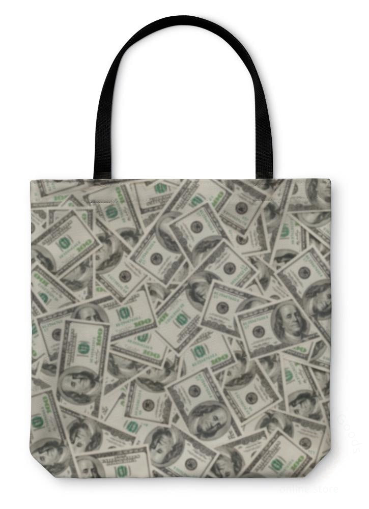 Tote Bag Dollars
