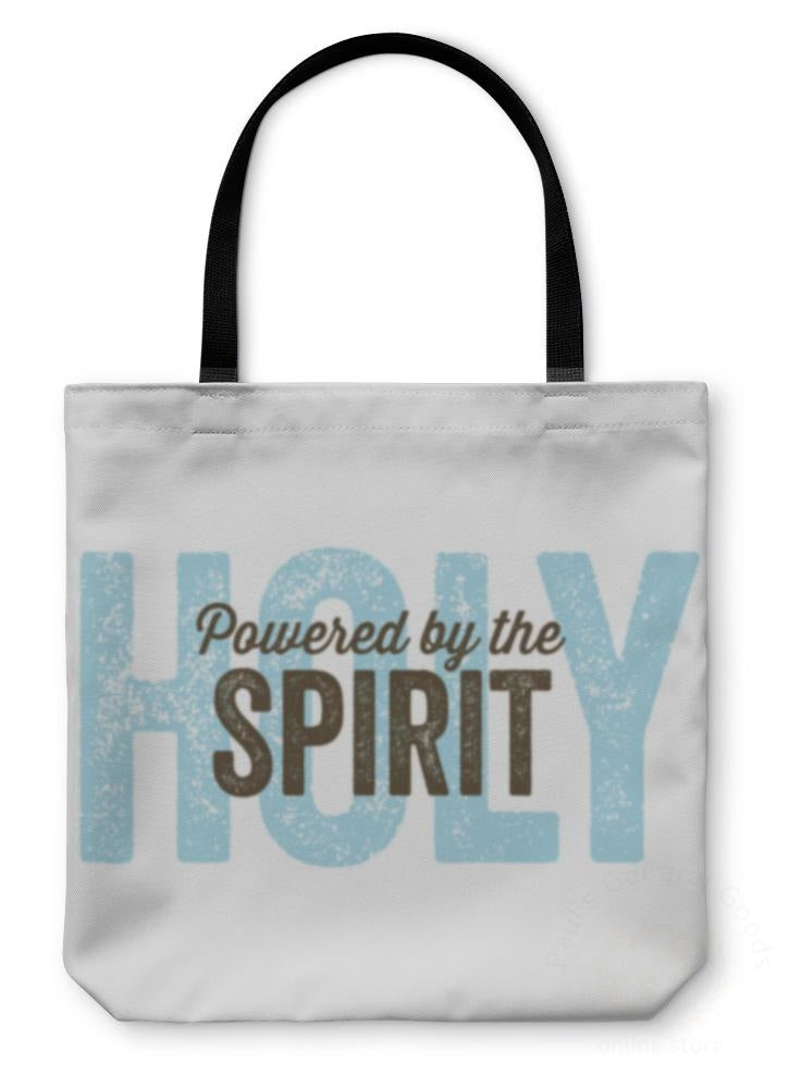 Tote Bag Vintage Christian Design Spirit