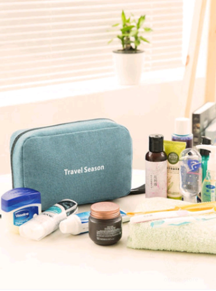 Wash Bag Male Portable Travel Wash Female Outdoor Products Mens Cosmetic Toiletries Storage Travel