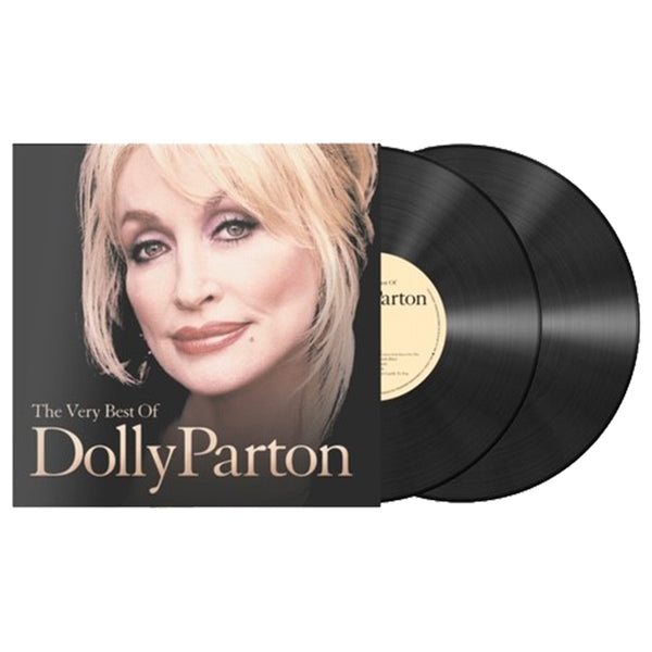 The Very Best Of Dolly Parton 2LP