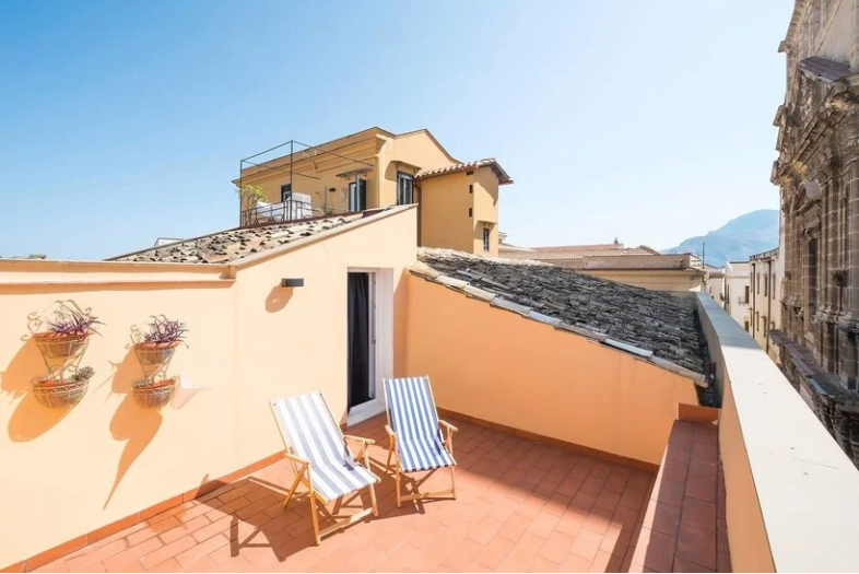 Sicily Budget Airbnb