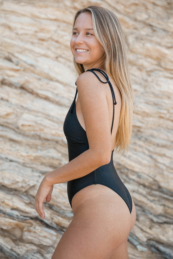 Tagged Swim Ravello One Piece Black