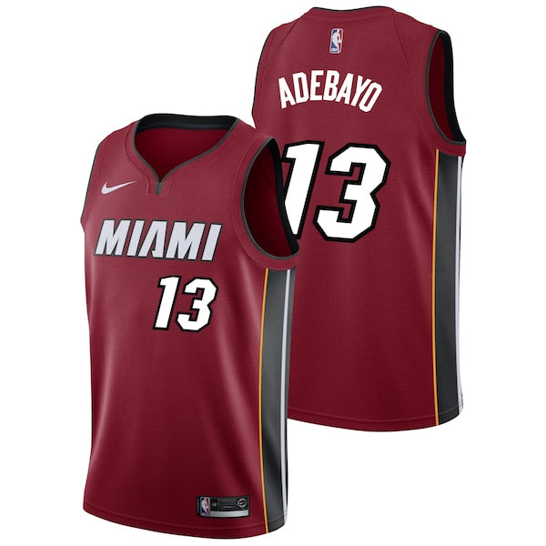 Miami Heat Nike Statement Swingman Jersey