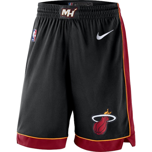 Miami Heat Nike Icon Swingman Shorts