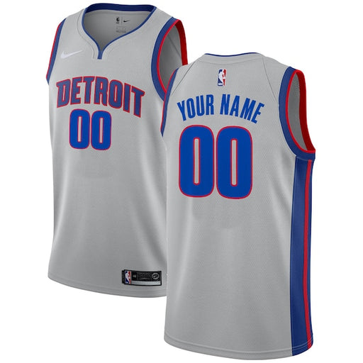 Detroit Pistons Nike Statement Swingman Jersey