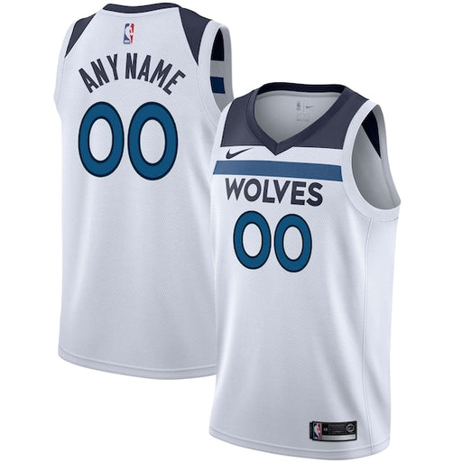 Minnesota Timberwolves Nike Association Swingman Jersey