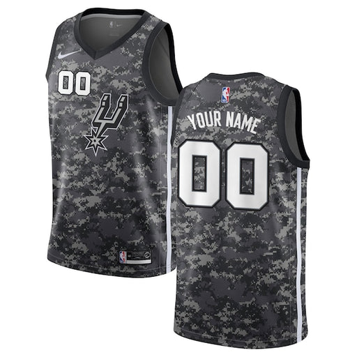 San Antonio Spurs Nike City Edition - Sport&More