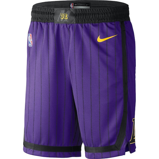 Los Angeles Lakers Nike City Edition