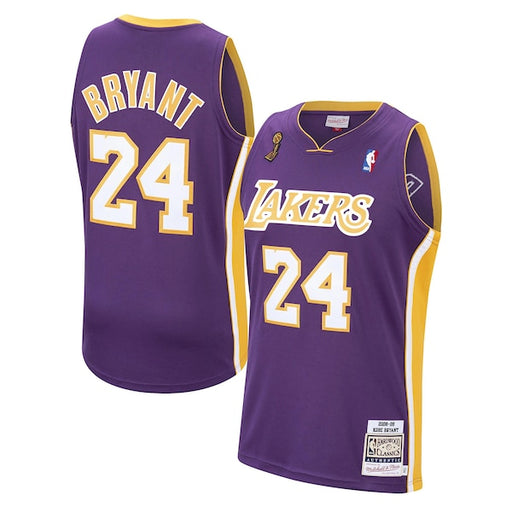 Los Angeles Lakers Mitchell Ness