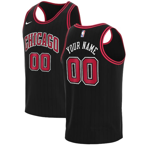 Chicago Bulls Nike Statement Swingman Jersey
