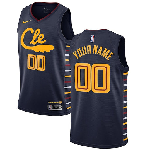 Cleveland Cavaliers Nike City Edition Swingman