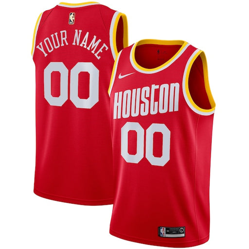 Houston Rockets Nike Classic Edition Swingman