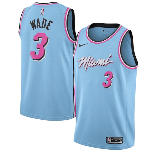 Miami Heat Nike City Edition Swingman